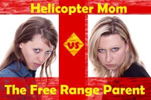 Helicopter vs Free Range