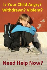 distant withdrawn child attachment disorder RAD
