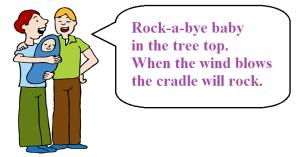 Rock A Bye Lullabye