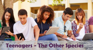 Teens The Other Species