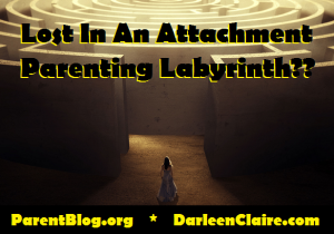 Attachment Parenting Labyrinth