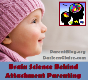 Brain Science of Attachment Parenting
